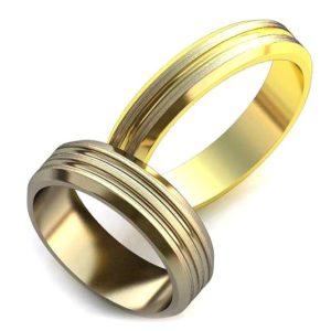 Обручальное кольцо обр0004
