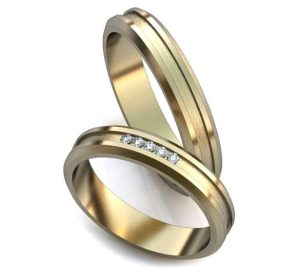 Обручальное кольцо обр0005