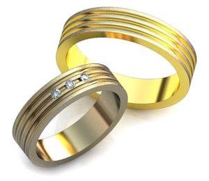 Обручальное кольцо обр0006