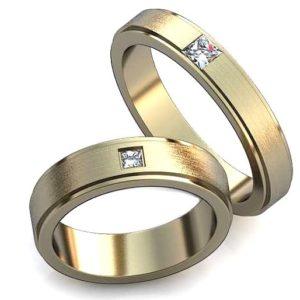 Обручальное кольцо обр0009