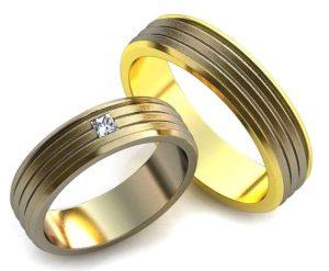 Обручальное кольцо обр0011