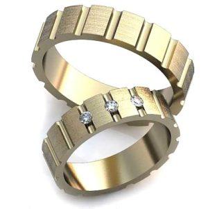 Обручальное кольцо обр0012