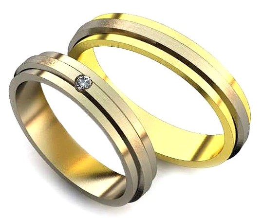Обручальные кольца обр0018
