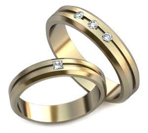 Обручальное кольцо обр0003