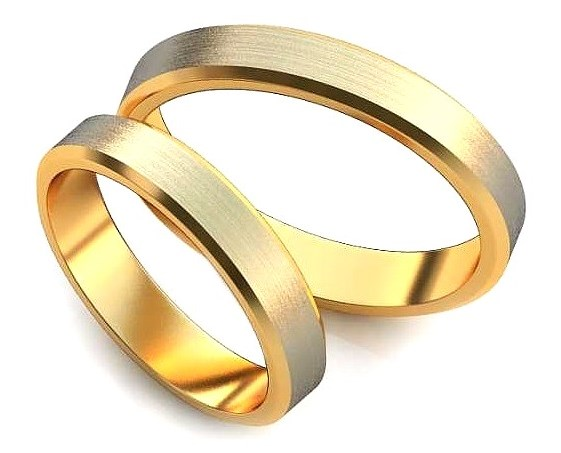 Изготовление Классического обручального кольца