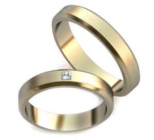 Обручальное кольцо обр0002