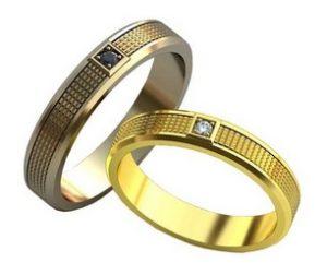 Обручальные кольца обр0131