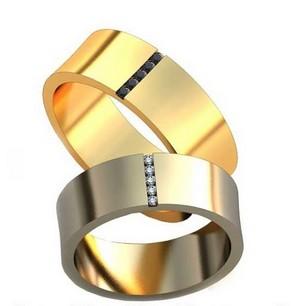 Обручальные кольца обр0136