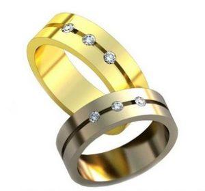 Обручальные кольца обр0137