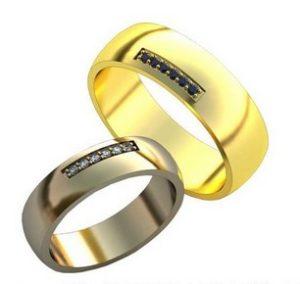 Обручальные кольца обр0138