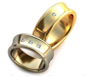 Мастерская по изготовлению обручальных колец из золота