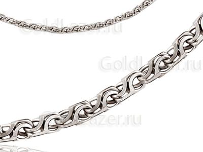 Изготовление серебряных цепочек в Москве