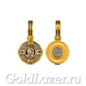 Образок - Казанская икона Божией Матери