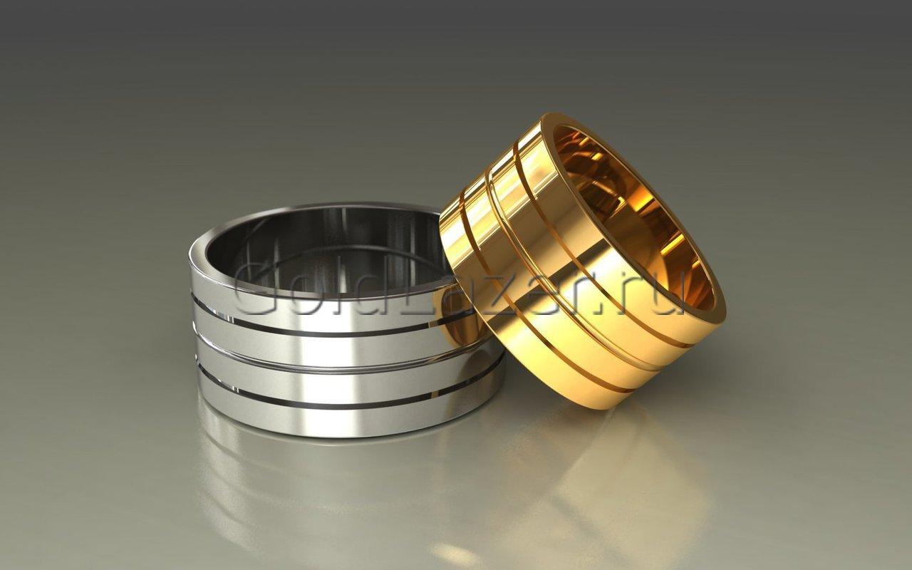 Обручальные кольца на заказ в Москве
