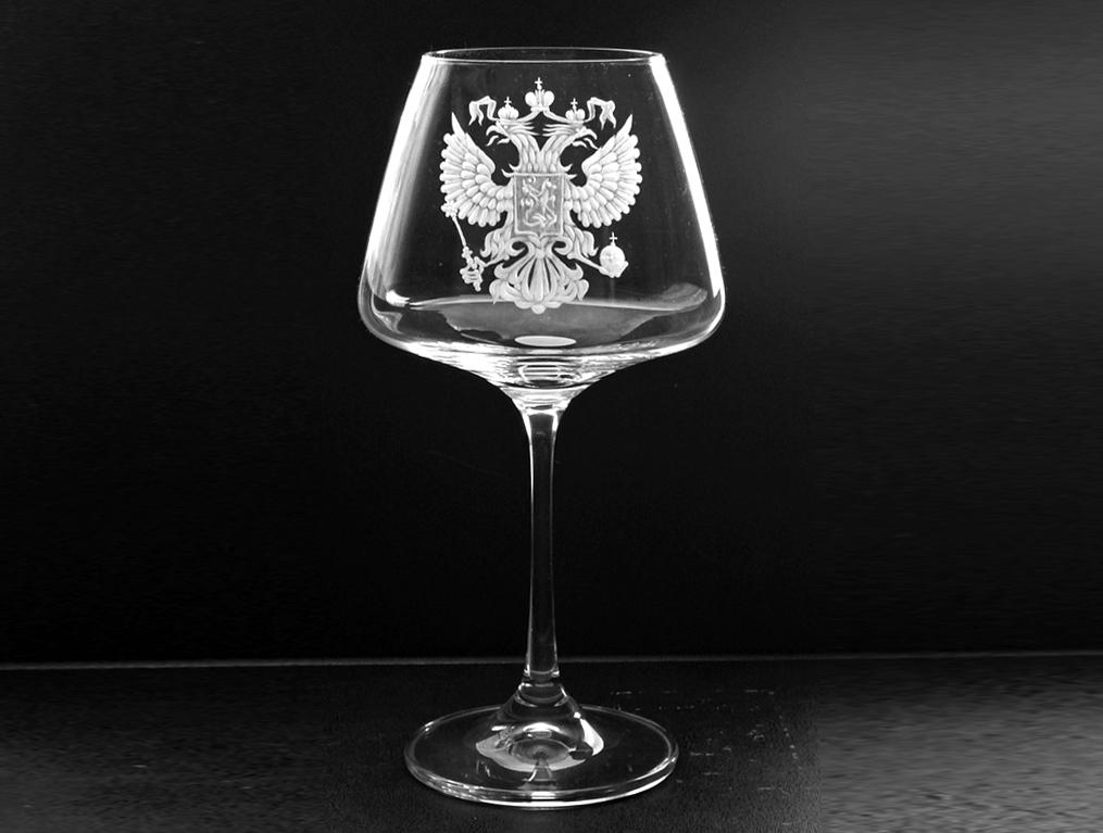 Гравировка на бокалах в Москве