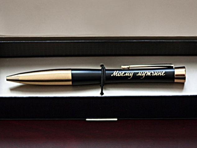 Заказать гравировку на ручках