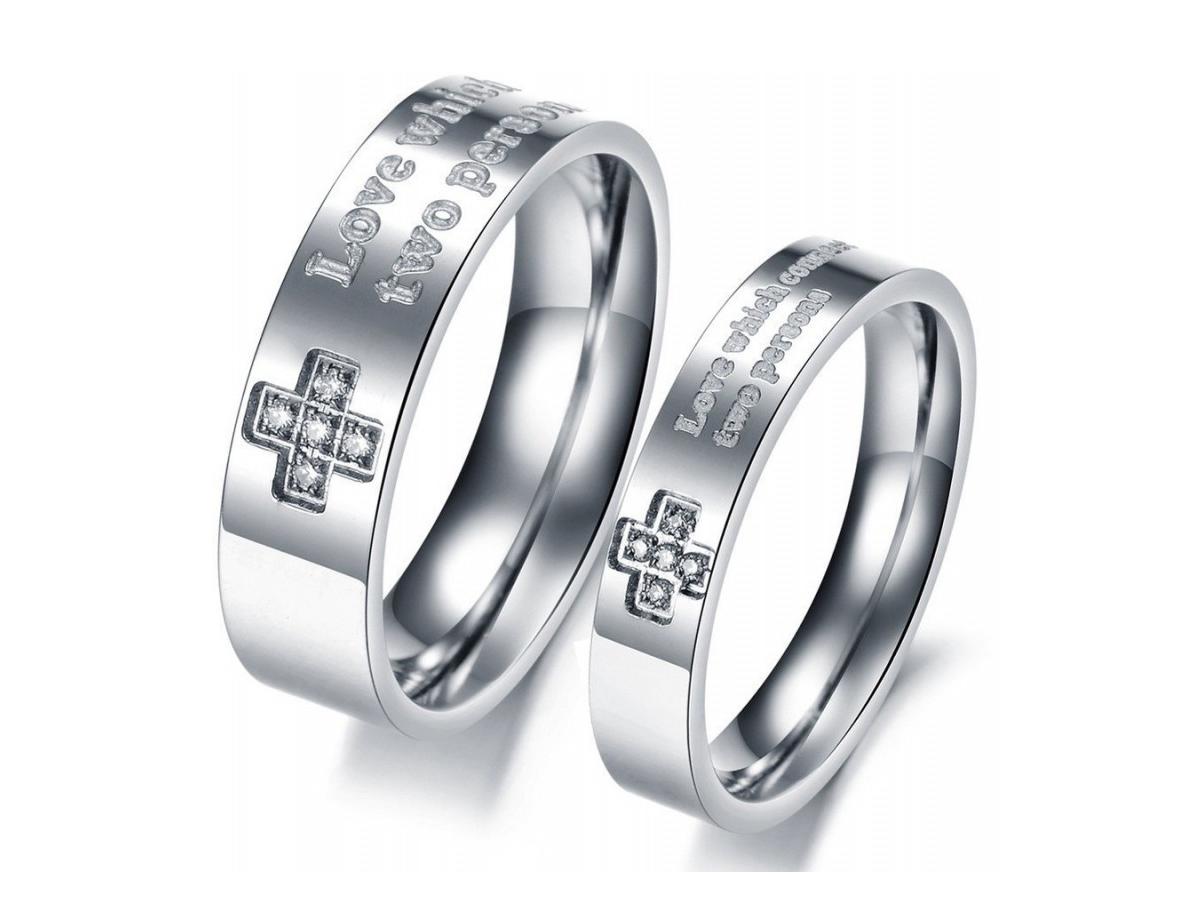 Нанесение гравировки на обручальные кольца