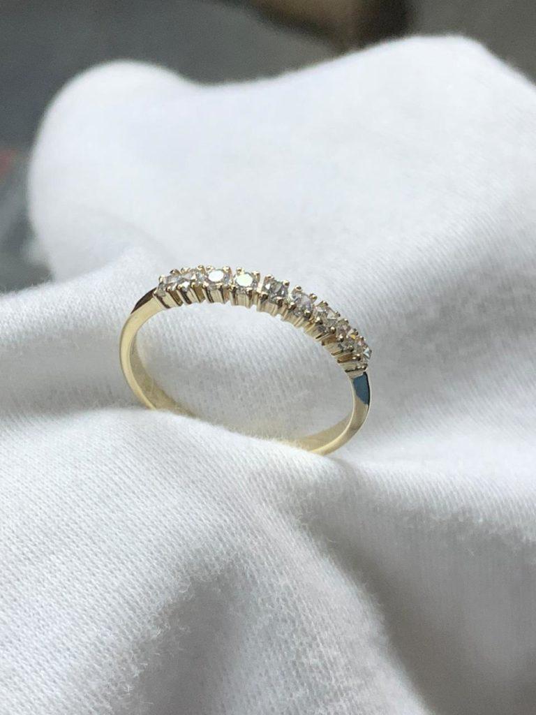 Фото золотого кольца